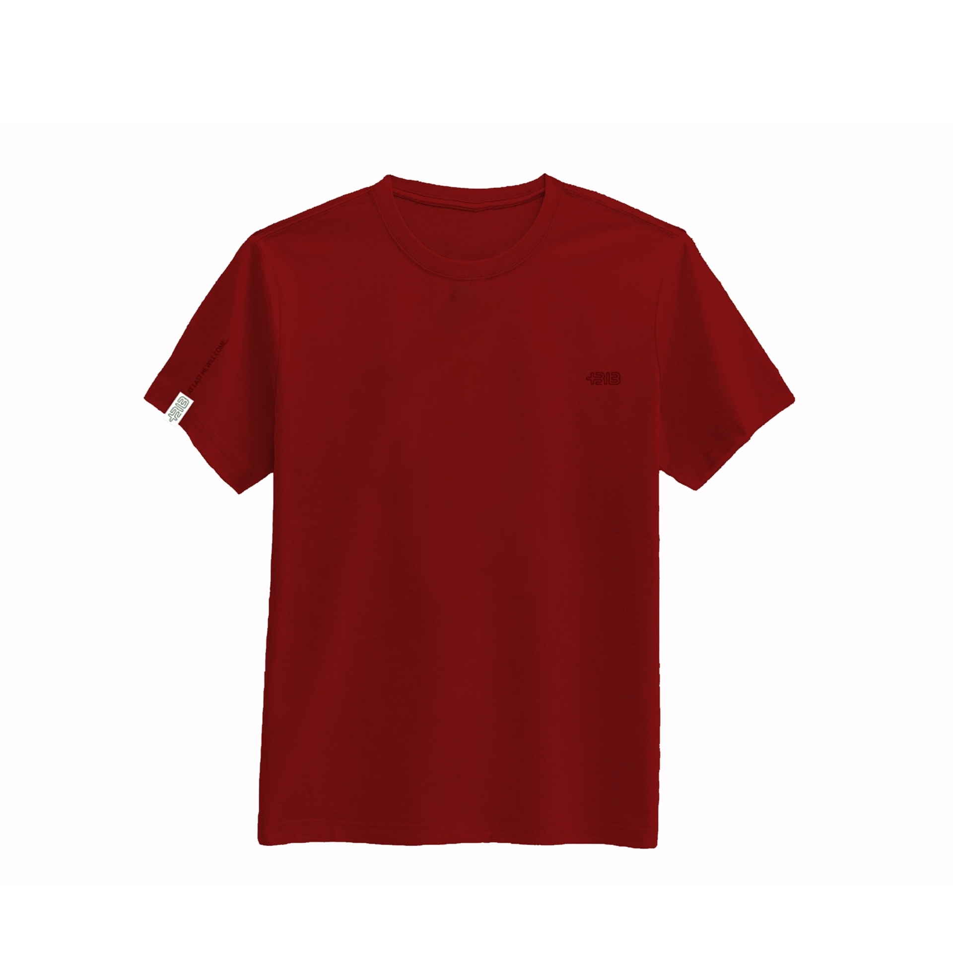 تصویر از تیشرت طرح «٣١٣+» فانریپ تمام پنبه، آستین کوتاه یقه گرد