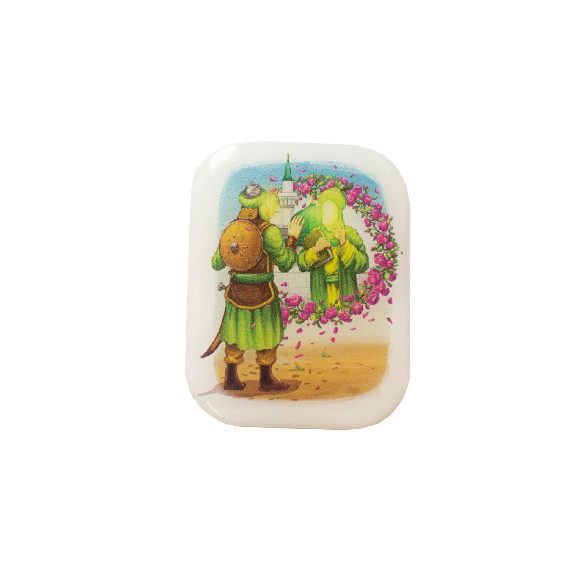 تصویر از استیکر کودک محرم طرح «شبه پیامبر»۴×۶ سانتیمتر