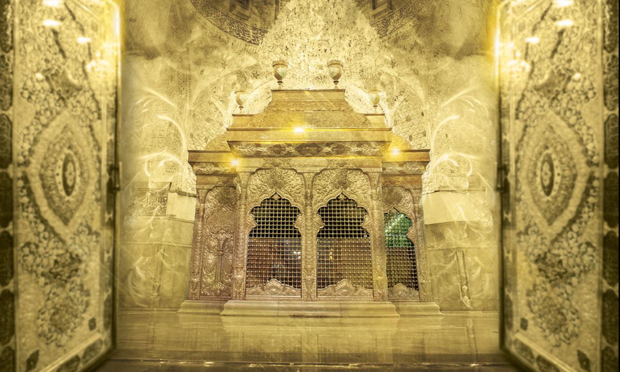 تصویر از دکوردائمی مذهبی مدل 01052