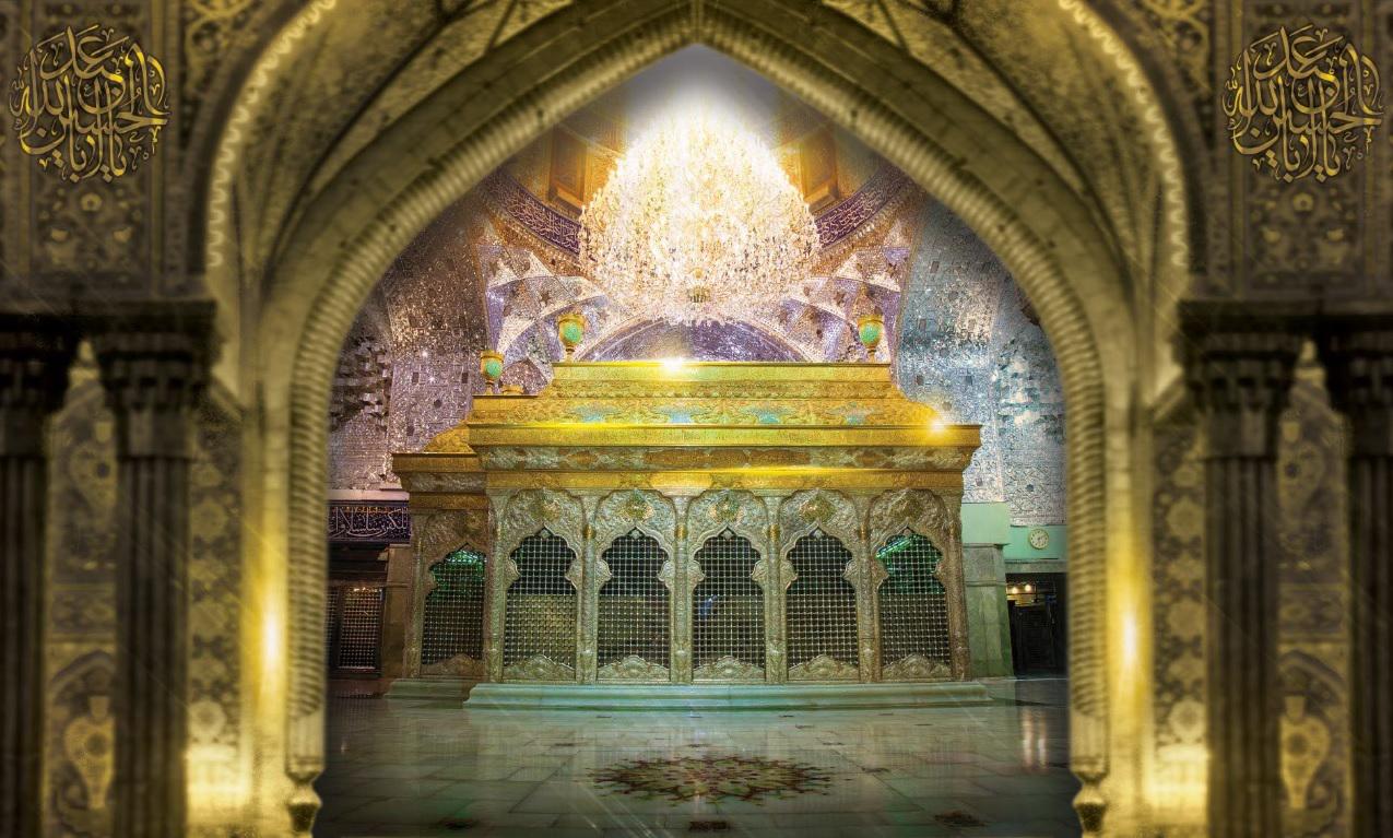 تصویر از دکوردائمی مذهبی مدل 01049