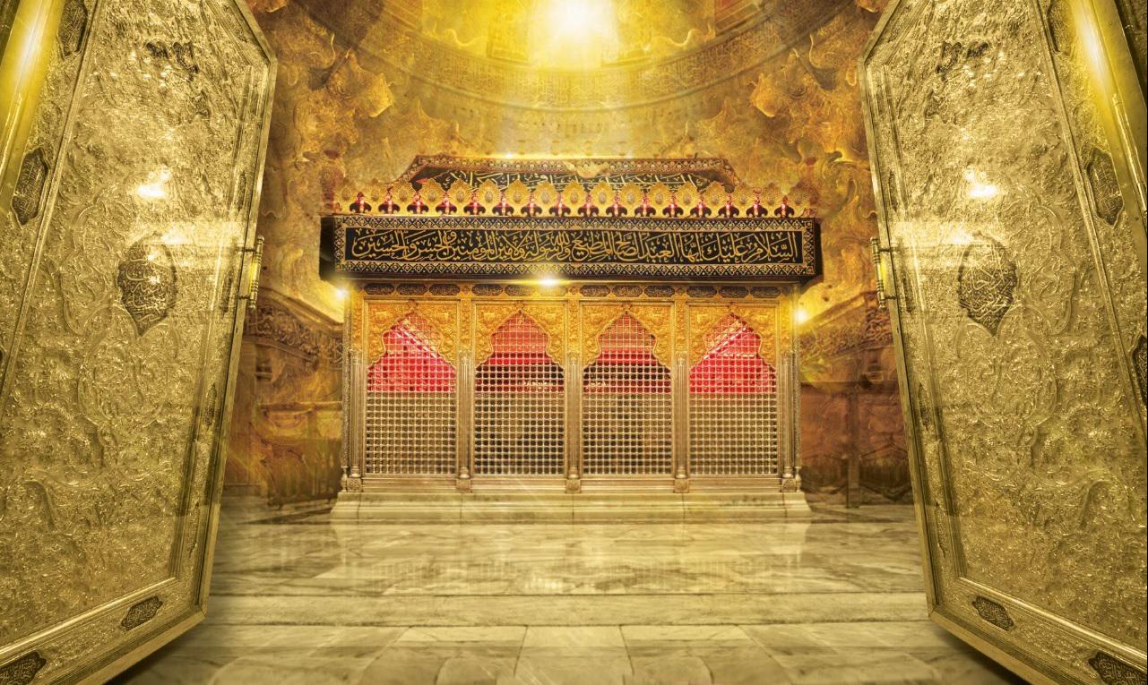 تصویر از دکوردائمی مذهبی مدل 01051