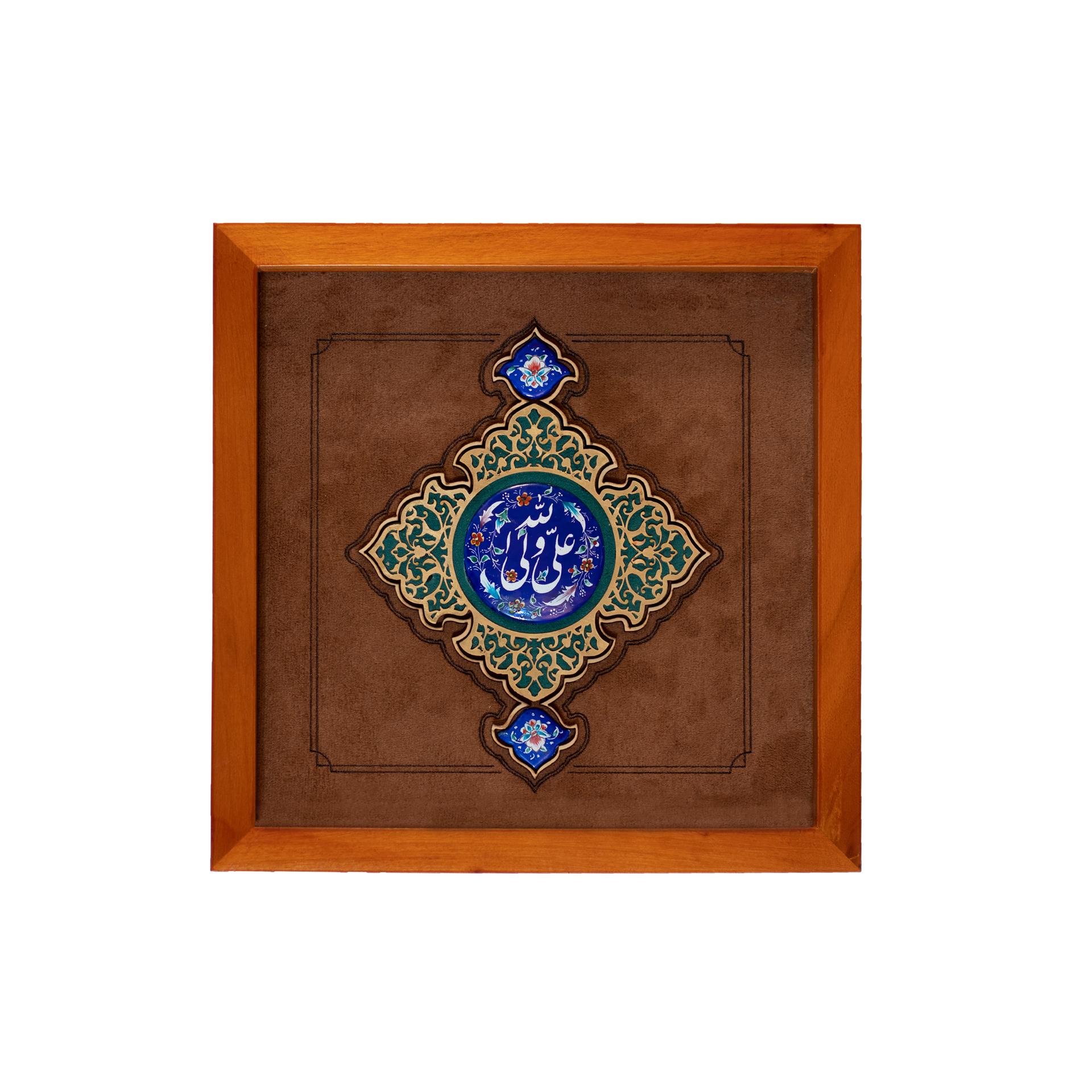 تصویر از قاب پناه امام علی(ع)