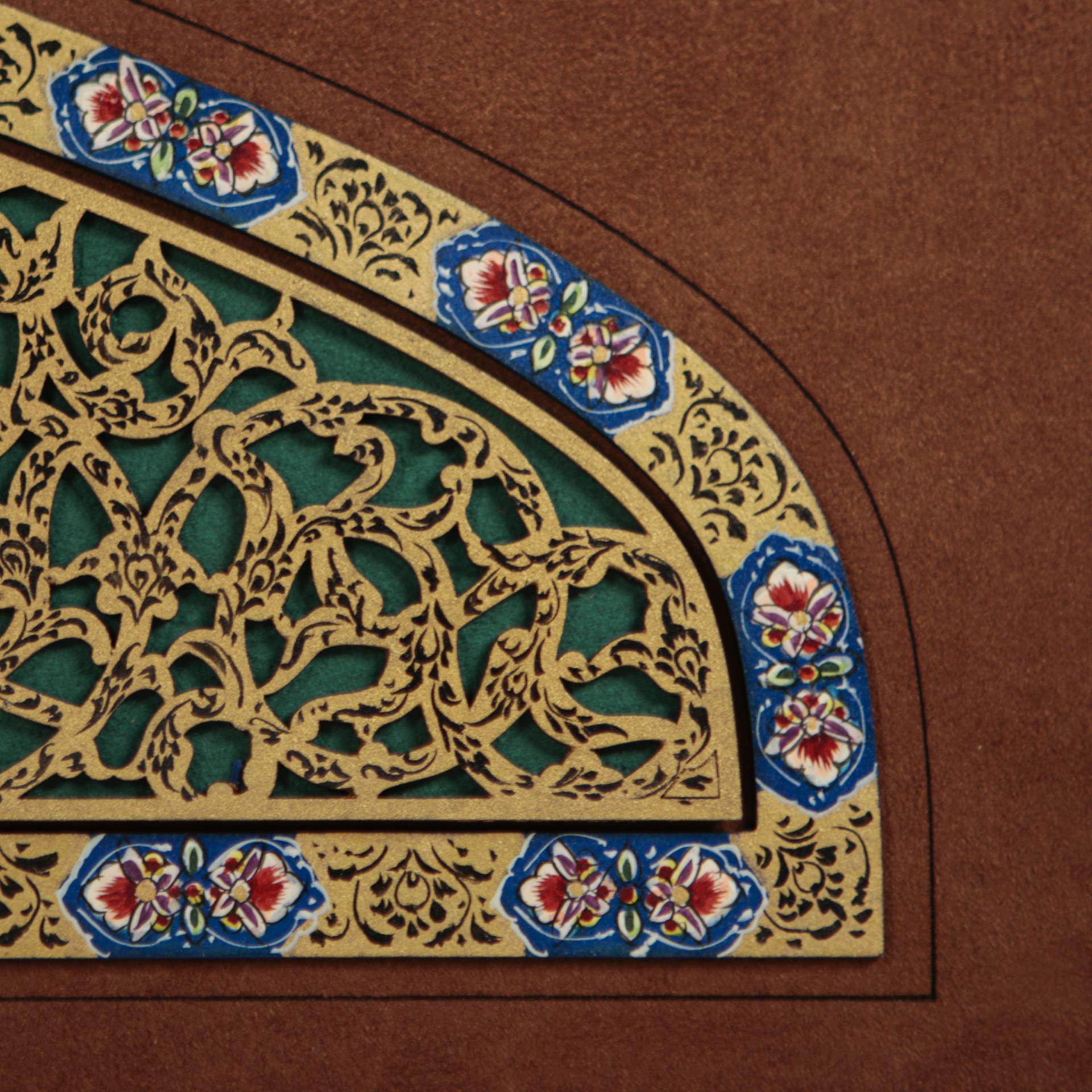 تصویر از قاب اجابت 1 (علی بن موسی الرضا)