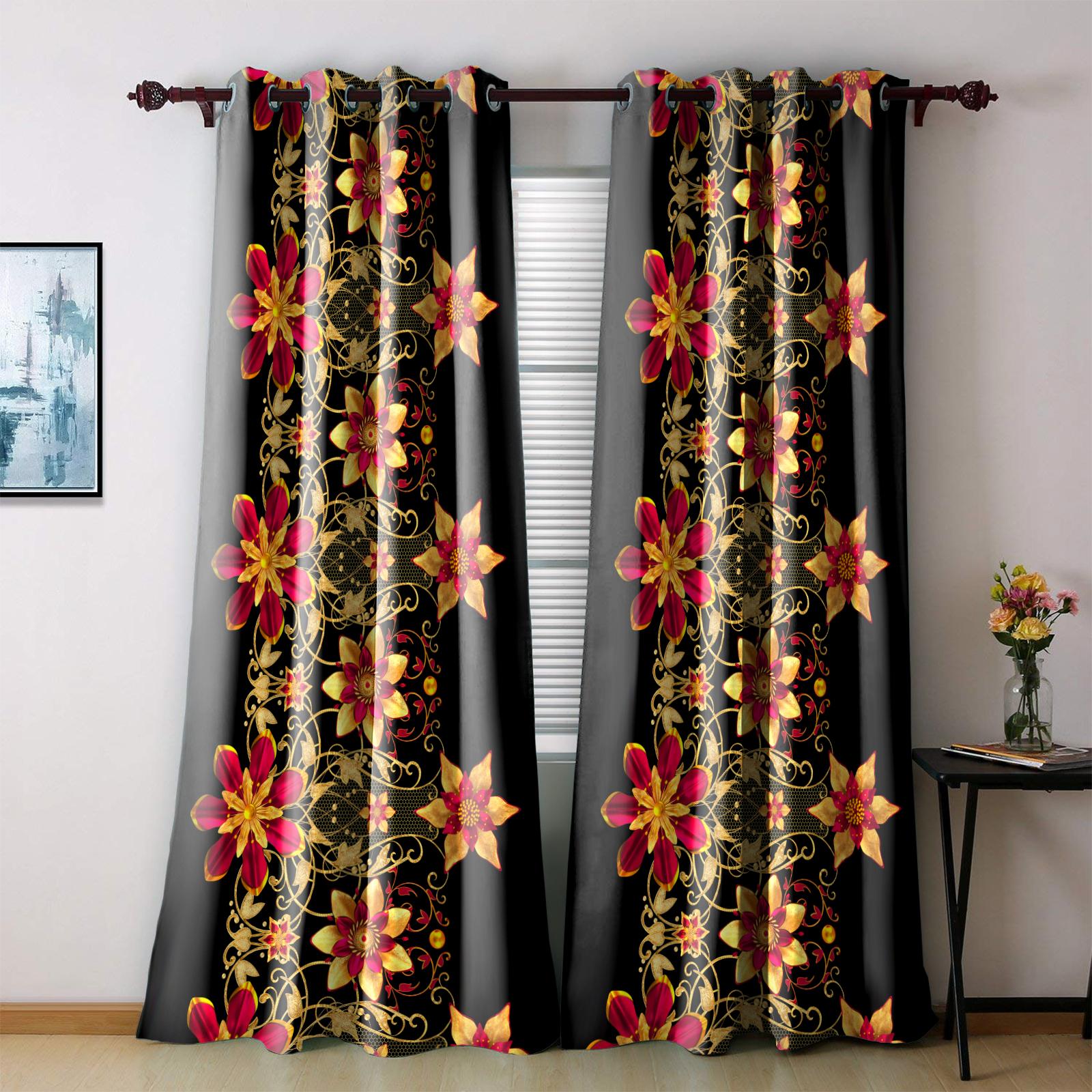 تصویر از پرده مدل curtain642