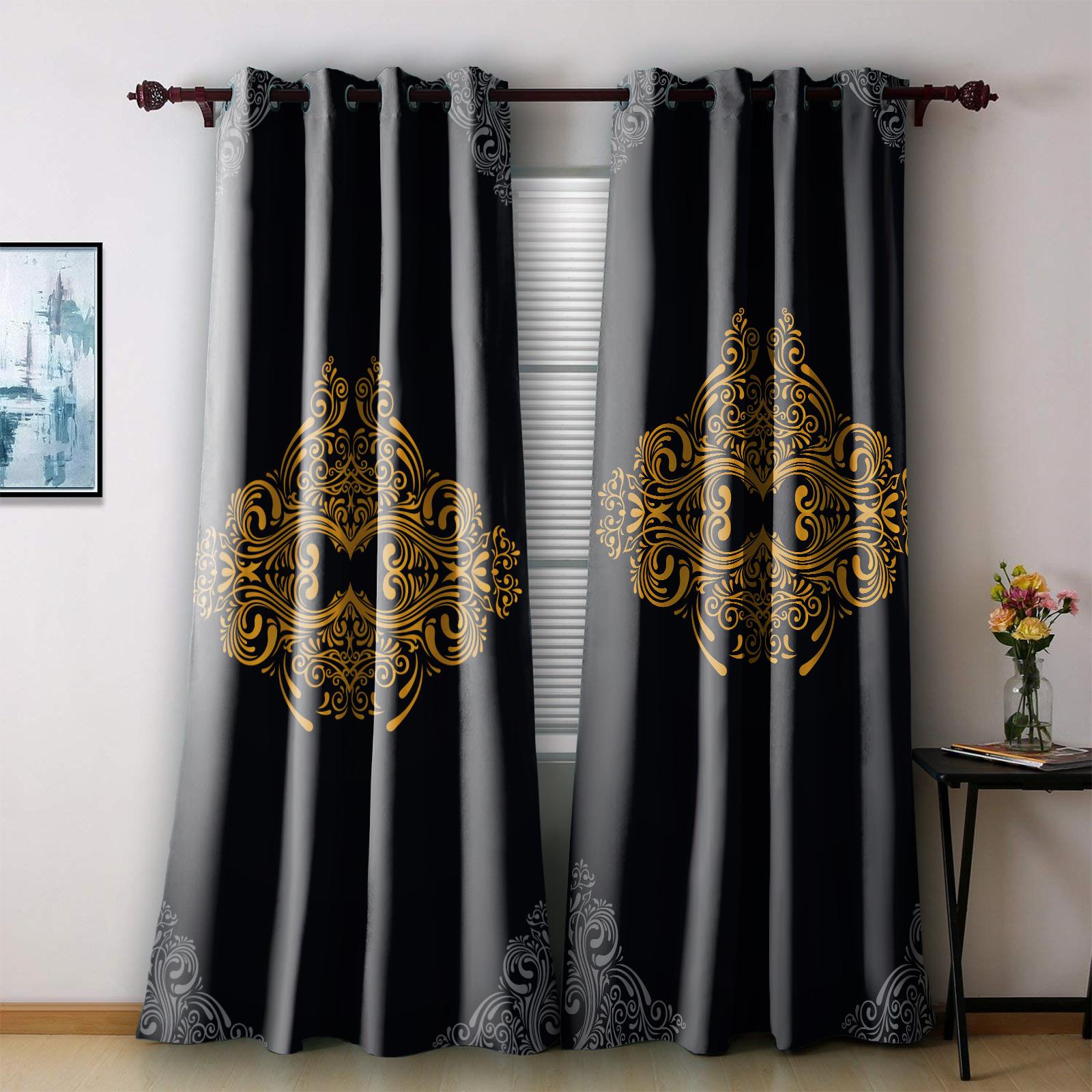 تصویر از پرده مدل curtain633